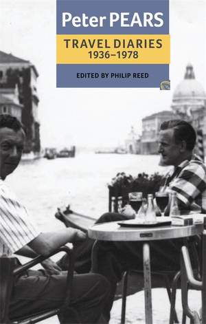 The Travel Diaries of Peter Pears, 1936-1978: 2 Product Image
