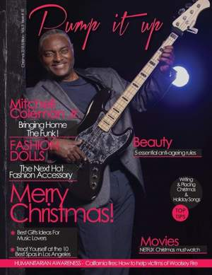 Pump it up Magazine: December 2018 With Mitchell Coleman Jr. Product Image