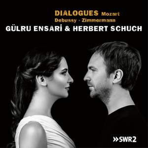 Dialogues: Mozart, Debussy, Zimmermann Product Image