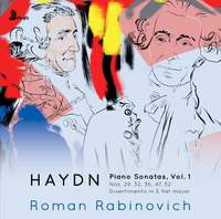 Haydn: Piano Sonatas, Vol. 1