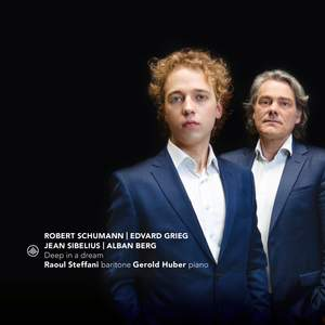 Deep in a Dream: Songs by Schumann, Grieg, Sibelius & Berg