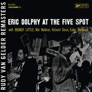 At the Five Spot, Vol. 1