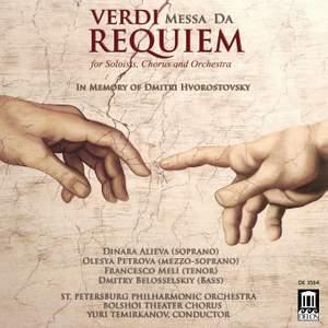 Verdi: Messa da Requiem (Live) Product Image
