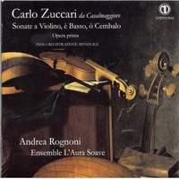 Zuacari: Violin Sonatas