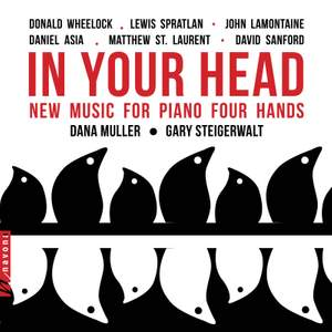 In Your Head: New Music for Piano Four Hands