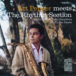 Art Pepper Meets The Rhythm Section Product Image