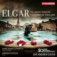 Elgar: The Music Makers & The Spirit of England