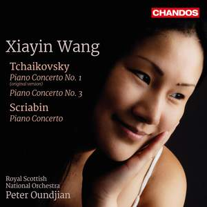 Tchaikovsky: Piano Concerto Nos. 1 & 3 & Scriabin: Piano Concerto in F sharp minor