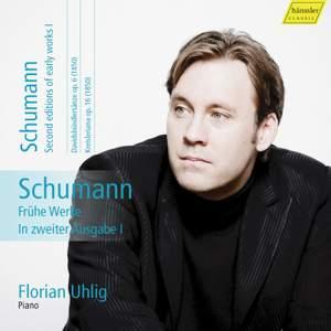Schumann: Frühe Werke in zweiter Ausgabe I Product Image