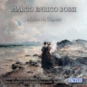 Marco Enrico Bossi: Chamber Music Product Image