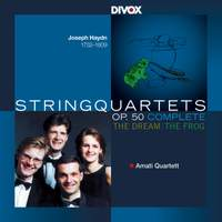 Haydn: String Quartets Op. 50 Complete (The Dream & The Frog)