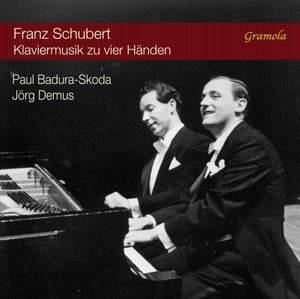 Schubert: Klaviermusik zu vier Händen