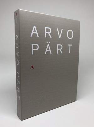 Arvo Pärt: Adam's Passion; The Lost Paradise