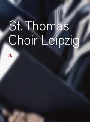 St. Thomas Choir Leipzig