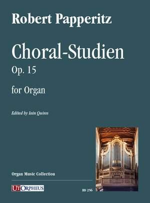 Papperitz, R: Choral-Studien op.15