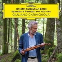 J. S Bach: Sonatas & Partitas for solo violin, BWV1001-1006