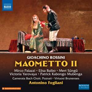 Rossini: Maometto II Product Image