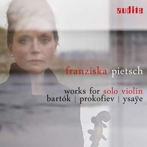 Bartók, Prokofiev & Ysaÿe: Works for Solo Violin Product Image