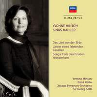 Yvonne Minton Sings Mahler