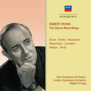Robert Irving - The Decca Recordings Product Image