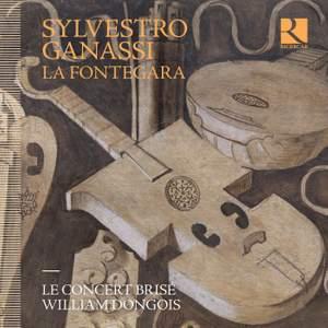 Sylvestro Ganassi: La Fontegara Product Image
