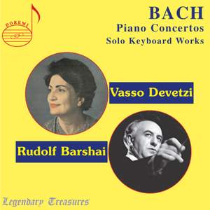 JS Bach: Piano Concertos & Solo Keyboard Works