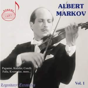 Albert Markov, Vol. 1