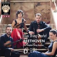 Beethoven: The Complete String Quartets Volume 6