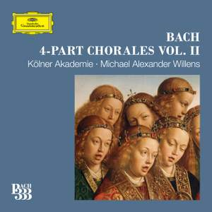 Bach 333: 4-Part Chorales - Vol. 2