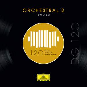 DG 120 – Orchestral 2 (1971-1989) Product Image
