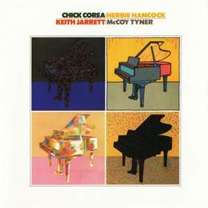 Chick Corea / Herbie Hancock / Keith Jarrett / McCoy Tyner Product Image