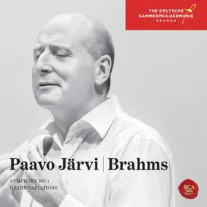 Brahms: Symphony No. 1 & Haydn Variations