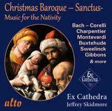 Baroque Christmas: Sanctus