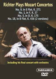 Richter Plays Mozart Concertos