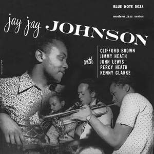 Jay Jay Johnson With Clifford Brown