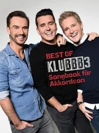 The Best of Klubbb3 - Songbook für Akkordeon
