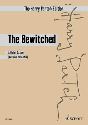 Partch, H: The Bewitched