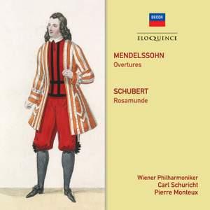 Mendelssohn: Overtures & Schubert: Rosamunde