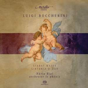 Boccherini: Stabat Mater & Sinfonia In D Major Product Image