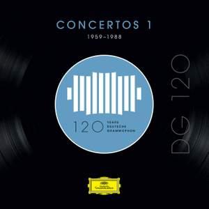 DG 120 – Concertos 1 (1959-1988) Product Image