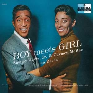 Boy Meets Girl: Sammy Davis Jr. And Carmen McRae On Decca
