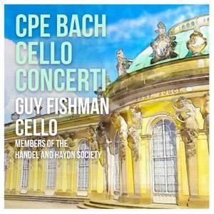 C.P.E. Bach: Concerti for Cello, Strings & Basso continuo