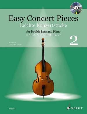 Easy Concert Pieces   Vol. 2