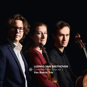 Beethoven: Complete Piano Trios Vol. 3 Product Image