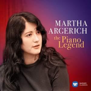 Martha Argerich - The Piano Legend