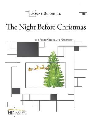 Sonny Burnette: The Night Before Christmas