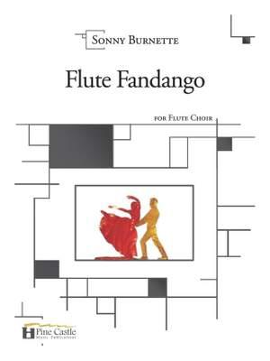 Sonny Burnette: Flute Fandango for Flute Choir