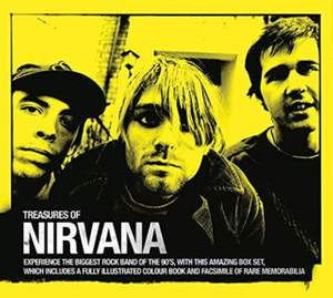 Treasures of Nirvana: Experience the Biggest Rock Band of the 90s