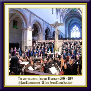 Anniversary Series, Vol. 11: The Most Beautiful Concert Highlights from Maulbronn Monastery, 2008-2009 (Live) Product Image