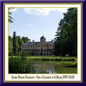 Telemann: Viola Concerto in G Major, TWV 51:G9 (Live) Product Image